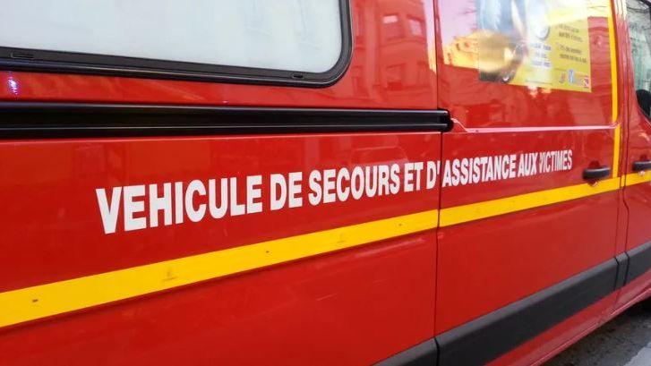 Les pompiers du Cher ont porté secours à l'homme de 53 ans