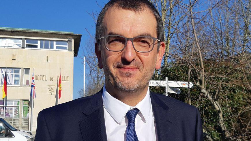 François Brière, le maire de Saint-Lô, brigue un deuxième mandat.