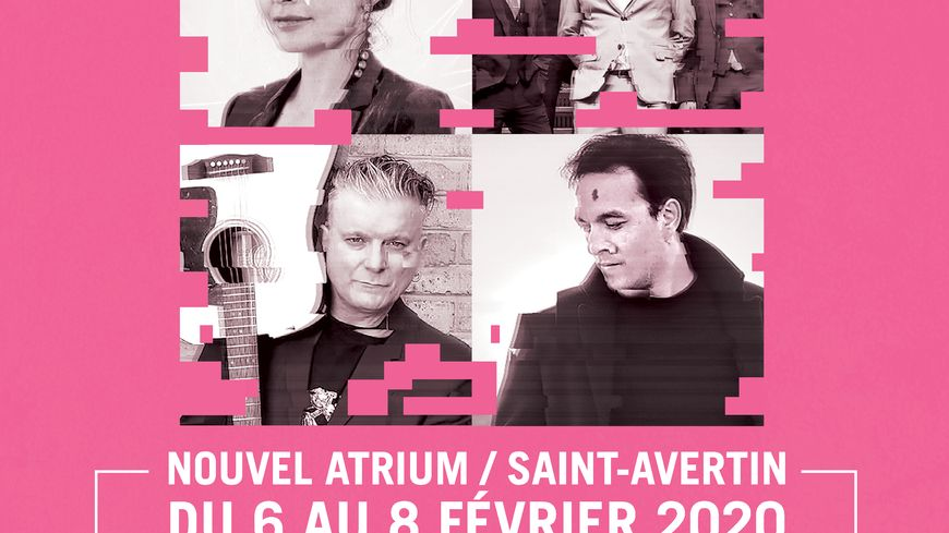 Affiche Intime Festival 2020