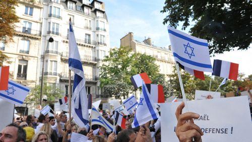 La France, Israël et moi