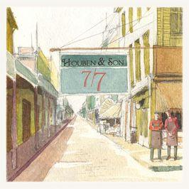 """Pochette de l'album """"7/7"""" par Houben & Son"""