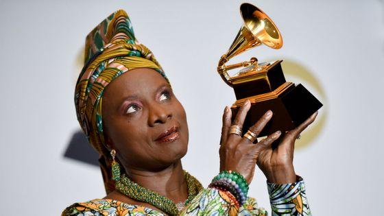 """Angelique Kidjo, Grammy du meilleur album de """"musique du monde"""""""