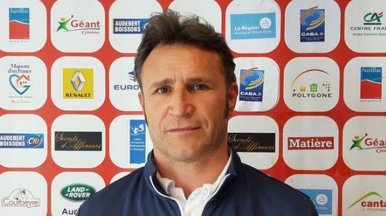 Roméo Gontineac est le nouvel entraîneur du Stade Aurillacois