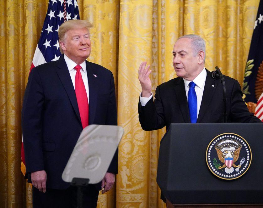 Ne cherchez pas le représentant palestinien sur cette image