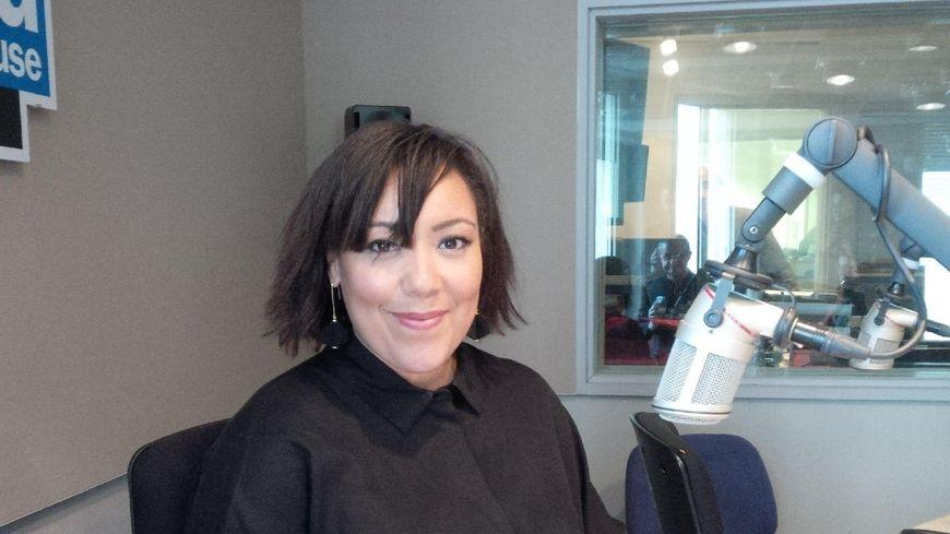 Laeticia Guedon.