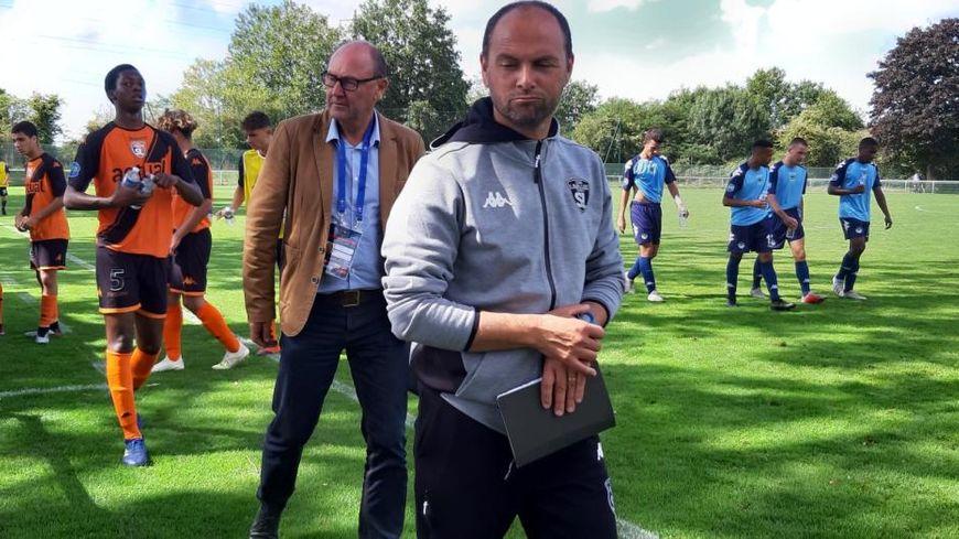 Les joueurs de Sébastien Desmazeau se sont logiquement imposés face à Fontenay 2-1.