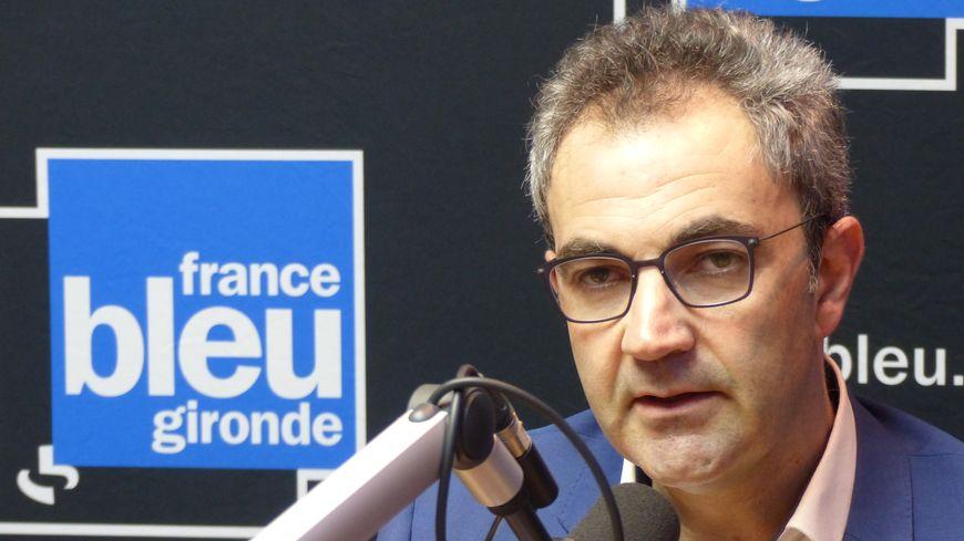 Christophe Bayle, bâtonnier de l'ordre des avocats de Bordeaux