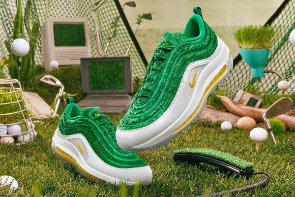 Nike annonce la sortie d'une nouvelle paire d'Air Max 97 ...