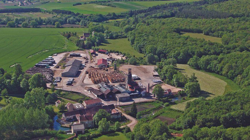 L'entreprise Bordet est présente à Leuglay depuis plus d'un siècle et demi