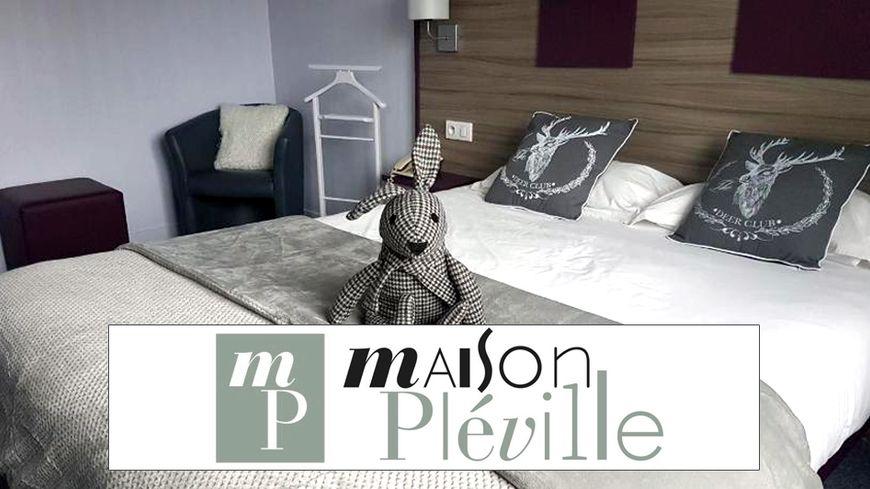 La maison Pléville, hôtel-restaurant au cœur de Granville dans la Manche