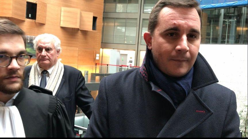 Romain Bail, le maire LR de Ouistreham, a été condamné en appel à 5000 euros dans l'affaire du faux mail.