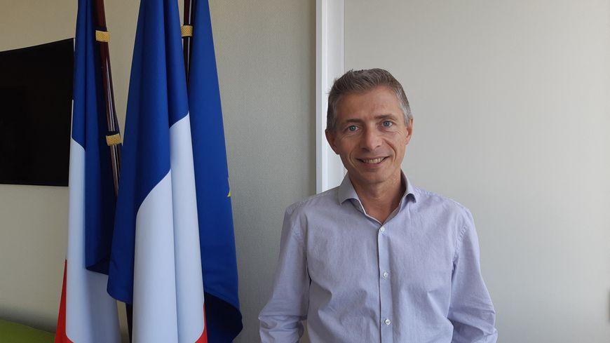 Gil Averous, maire de Châteauroux, est candidat pour un deuxième mandat