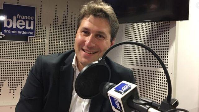 Mathieu Darnaud , sénateur Les Républicains de l'Ardèche