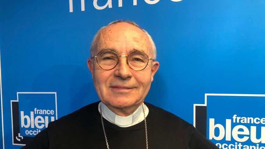 Monseigneur Robert Le Gall, archevêque de Toulouse