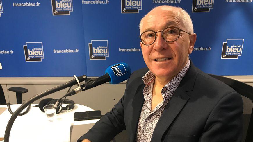 Jean- René Etchegaray est candidat à sa propre succession à Bayonne