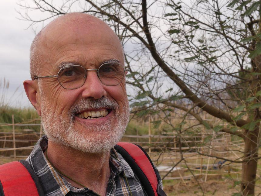 Le géographe Pascal Lacanal a retrouvé le passé du site