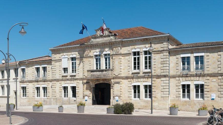 La mairie du Bouscat