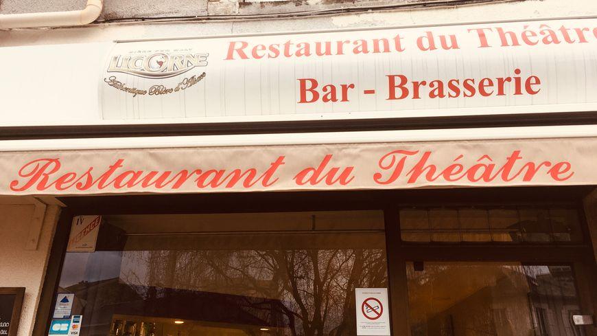 Après quelques mois de travaux, un nouveau visage a été offert au restaurant du Théâtre à Limoges.