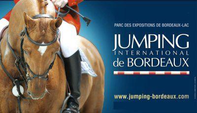 le jumping international de Bordeaux
