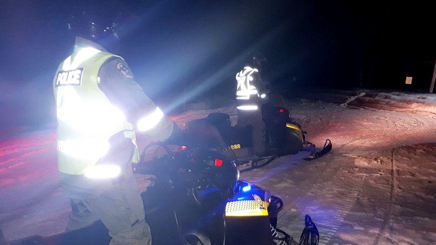 D'importants moyens de recherches ont été déployés au Québec pour tenter de retrouver les cinq disparus