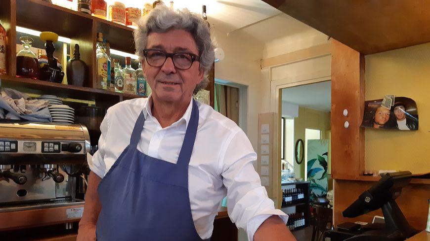 Pilou Mokkedel a tourné la page et travaille aujourd'hui dans la restauration