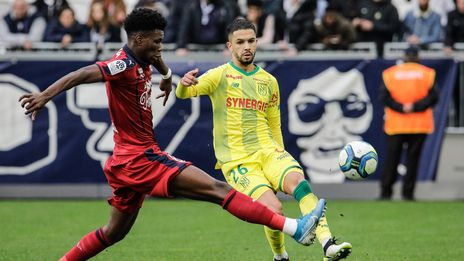 EN DIRECT - Ligue 1 : suivez le match du FC Nantes face aux Girondins de Bordeaux