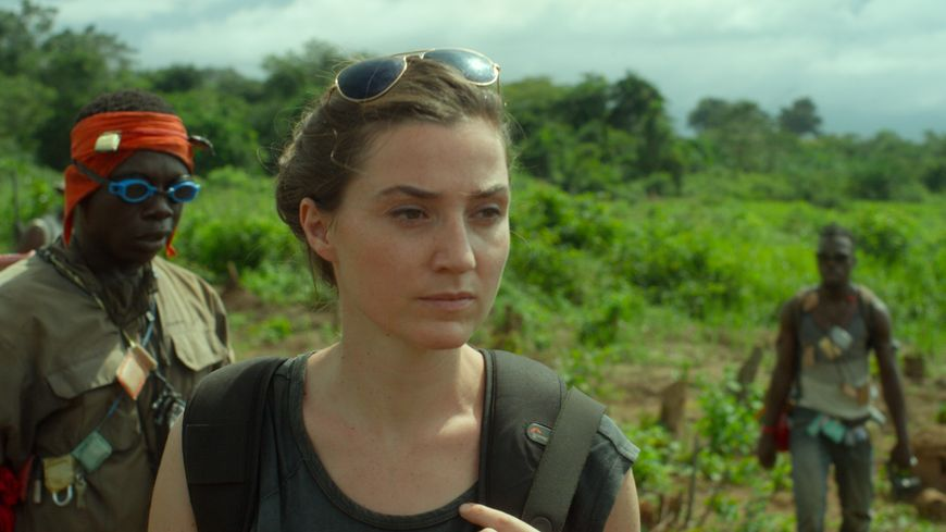 """Nina Meurisse vient d'être nommée dans la catégorie Meilleur espoir féminin pour son rôle dans le film """"Camille""""."""