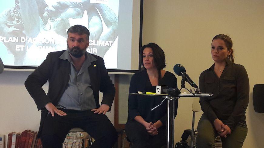 EELV, désormais privé de tête de liste pour les municipales à Montpellier, a présenté son plan de lutte contre la pollution de l'air