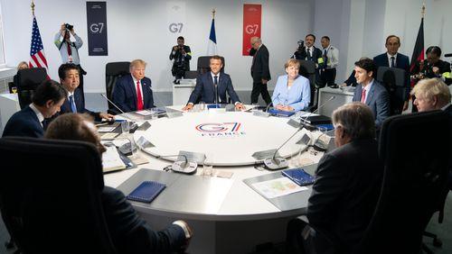 Table ronde d'actualité internationale : La France a-t-elle encore une voix ?