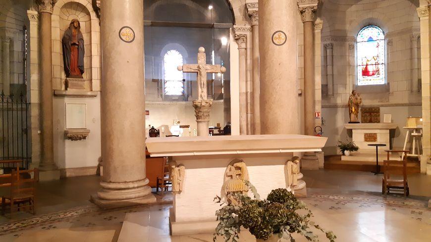 Eglise Notre Dame, Châteauroux