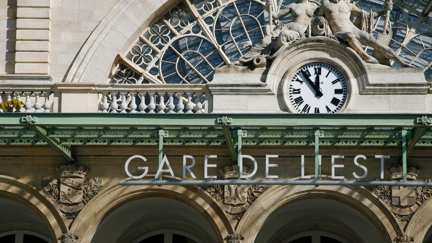 Benjamin Griveaux souhaite reconvertir le bâtiment de la gare de l'Est