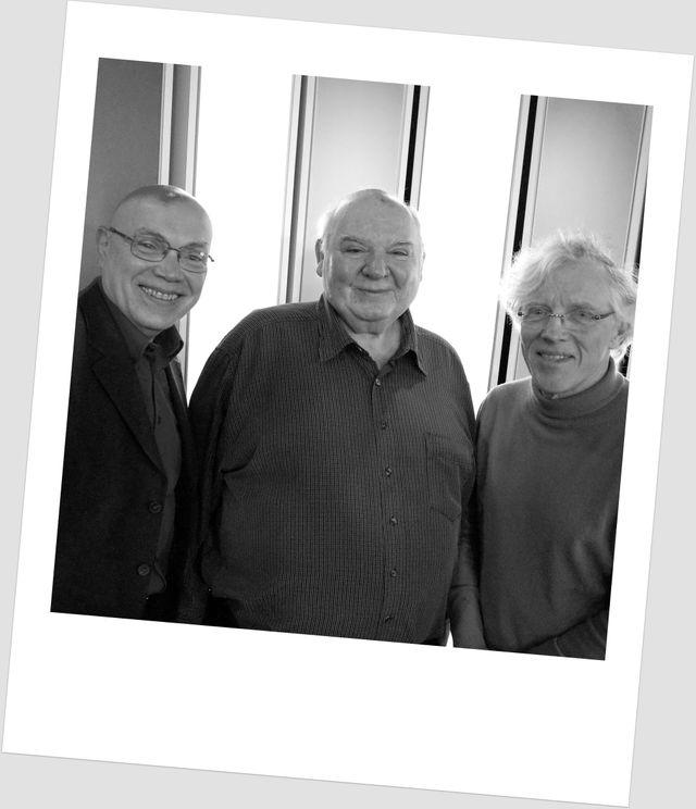 Eric Baratay, Michel Pastoureau et Pascal Ory