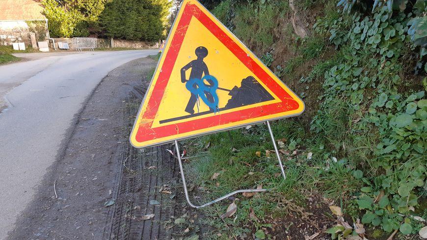 Il a fallu brièvement couper la circulation pour rétablir le réseau (photo d'illustration).