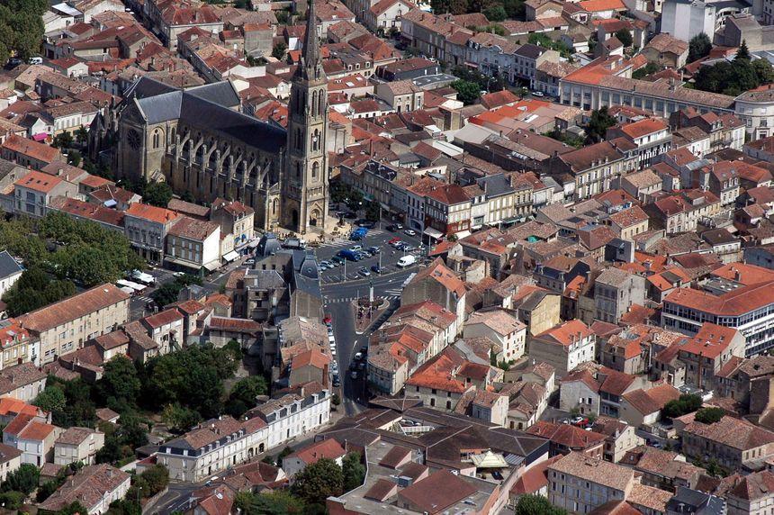 La ville de Bergerac compte un peu plus de 26 000 habitants