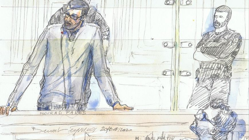 22 ans de réclusion criminelle pour Mourad Farès