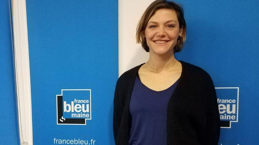 Marie Férey dirige les recherches sur l'urbanisme des quartiers du Mans.