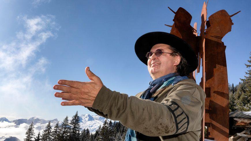 Marc Veyrat, des montagnes à la capitale