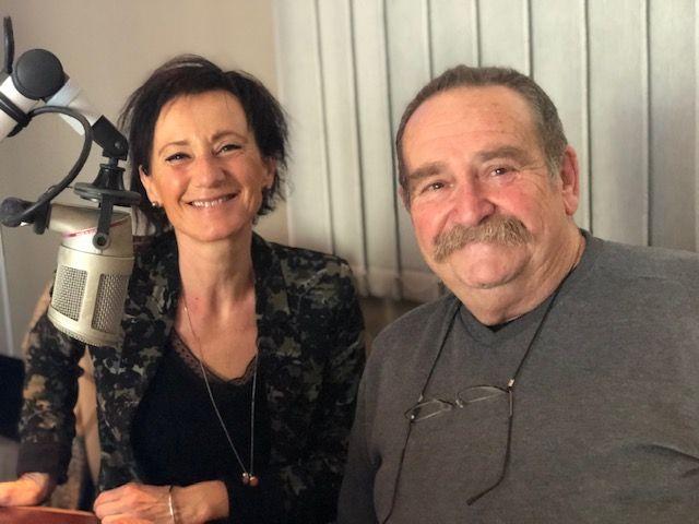 Delphine Roland, naturopathe et Michel Dussargues
