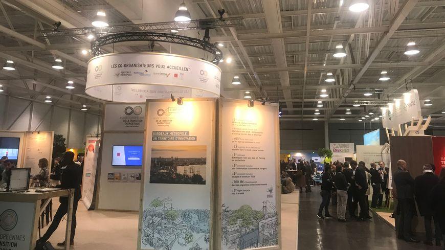 Les Assises de la Transition Énergétique s'installent au Palais des Congrès de Bordeaux jusqu'à ce jeudi.