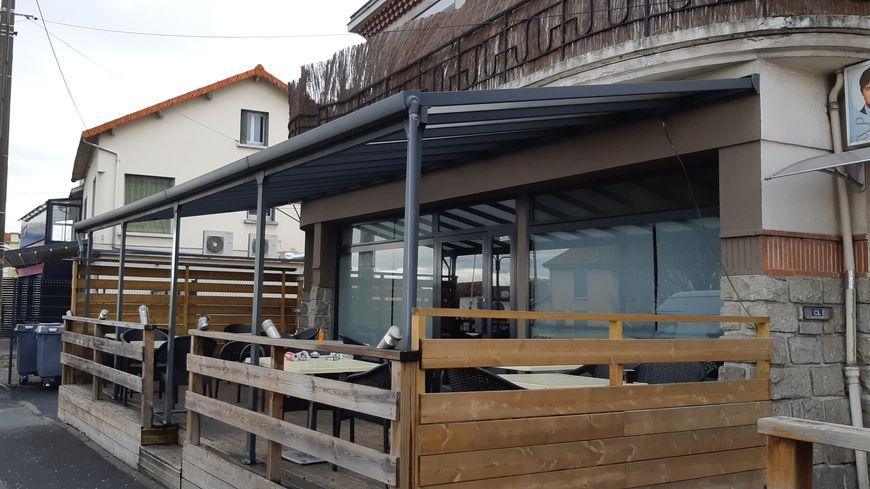 La victime était attablée dans ce bar à chicha de Clermont-Ferrand