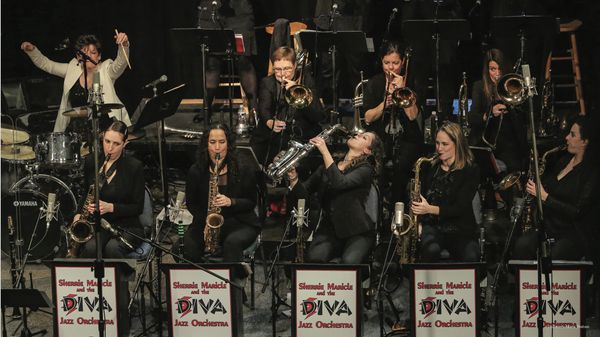 "Jazz Bonus : Diva Jazz Orchestra ""Diva + The Boys"""