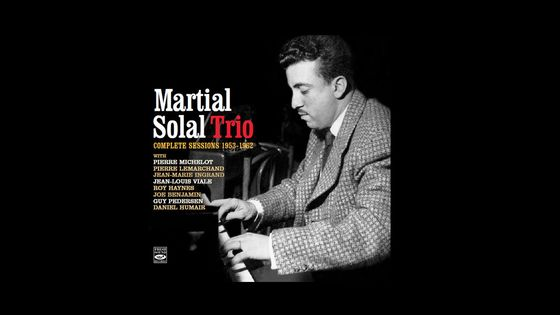 Martial Solal trio - Complete Sessions 1953-1962