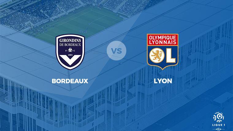 Bordeaux-Lyon, samedi 11 janvier à 17h30
