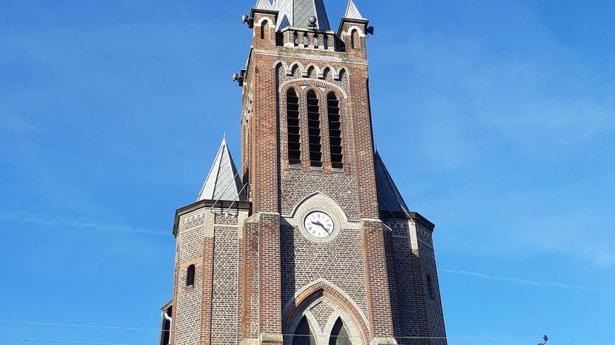 L'église du Sacré Coeur est à vendre