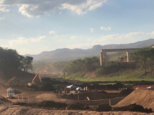 Rupture du barrage de Brumadinho
