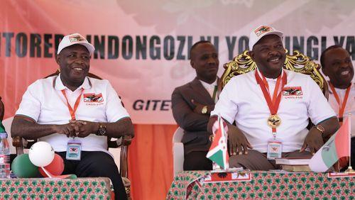 Burundi : le général Evariste Ndayishimiye, désigné candidat à la présidentielle