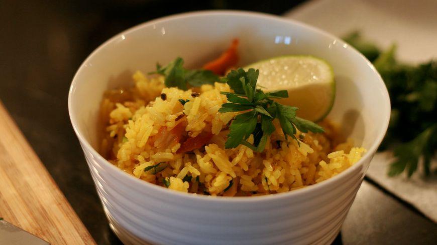 Le Kedgree, un plat d'origine écossaise à base de riz & haddock fumé