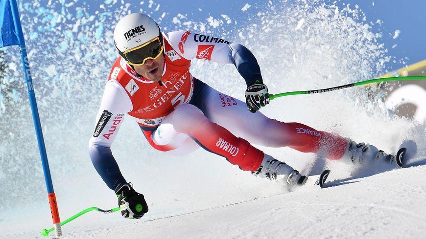 Les épreuves masculines de la Coupe du monde de ski alpin prévues en février en Chine sont annulées en raison de l'épidémie de coronavirus.  (Photo d'illustration)