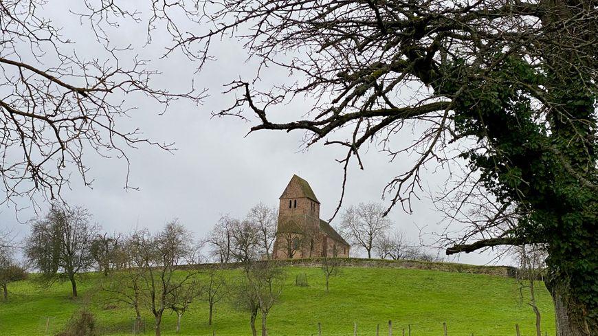 Marmoutier, Église Saint-Blaise de Sindelsberg