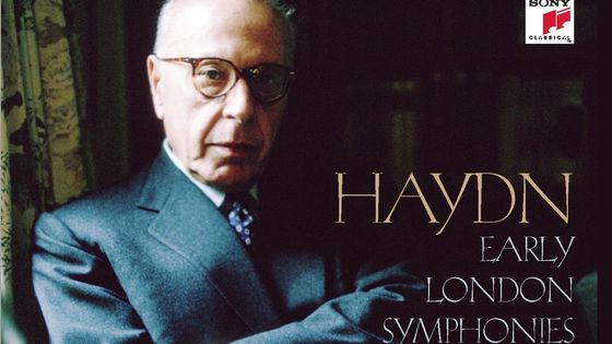 Joseph Haydn, Early London Symphonies, The Cleveland Orchestra, George Szell
